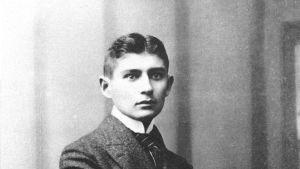Författaren Franz Kafka (1883-1924)