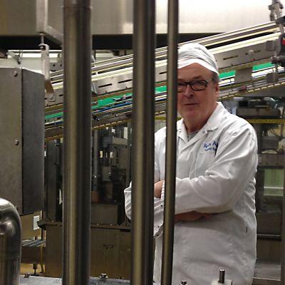 Orklan tehtaalla Lahdessa valmistettiin viimeiset vanukkaat 14. tammikuuta