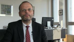 Felix Klein är den tyska regeringens särskilda ombud i kampen mot antisemitism