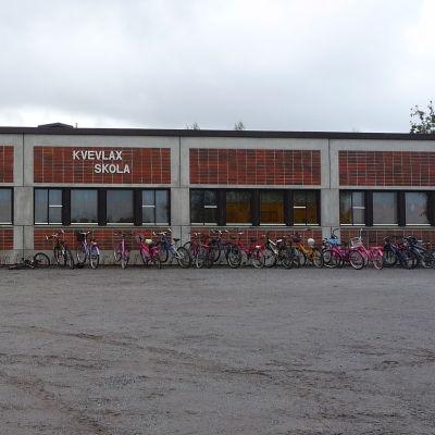 Kvevlax skola i Korsholm