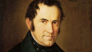 Franz Gruber tonsatte julpsalmen Stilla Natt 1818.