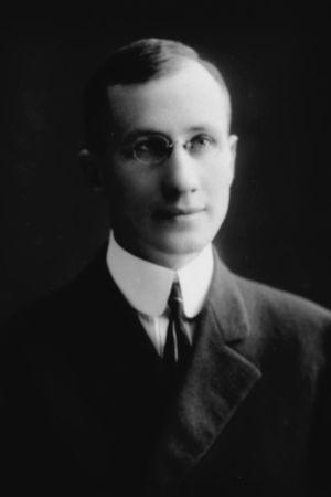 Kanadalainen jääkiekkojoukkueen omistaja Edward Livingstone