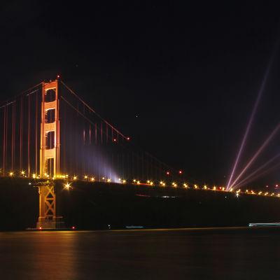 USA GOLDEN GATE BRIDGE ANNIVERSARY