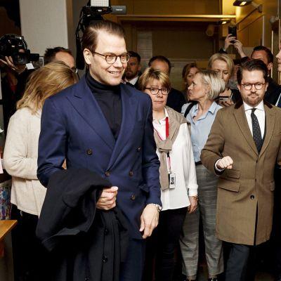 Prins Daniel på Drumsö