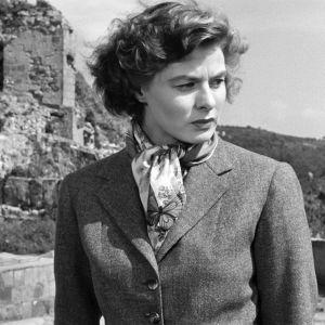 Ingrid Bergman elokuvassa Matka Italiaan