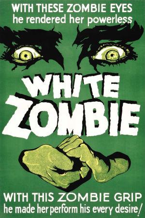 Affisch för White Zombie