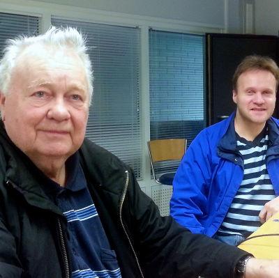Johan Wadström och Hans Lindén