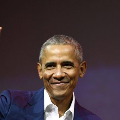 Obama Suomen vierailulla