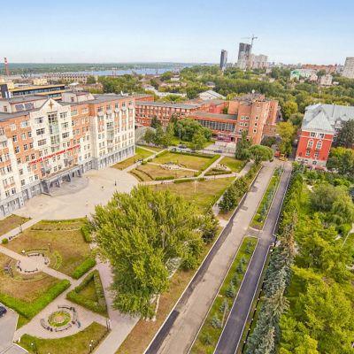Universitetet i Perm, Ryssland