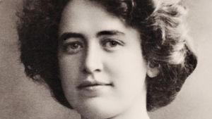Victoria Heikel, troligtvis 1912 efter att hon återvänt från USA.