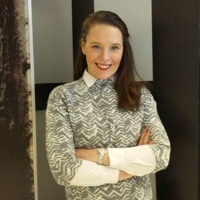 Anna Jungner-Nordgren är löpentusiast.
