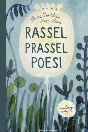 Barnpoesiboken Rassel, prassel, poesi.