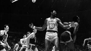 Wilt Chamberlain, Lakers 1969.