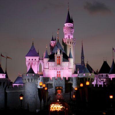Disneyland i Hong Kong.