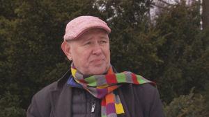 Författaren Anders Larsson