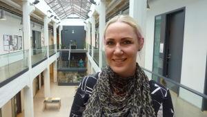 Karin Kjernsmo hösten 2014 (doktor i biologi)