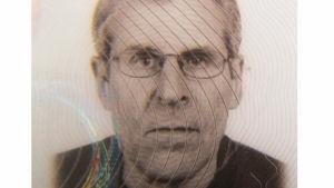Raimo Uutela har försvunnit i Borgå