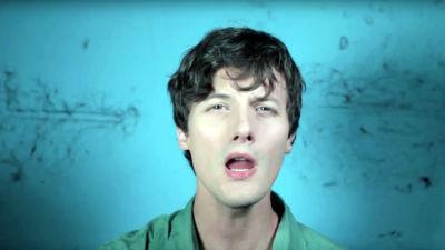 """Deerhunter i videon till låten """"Breaker""""."""