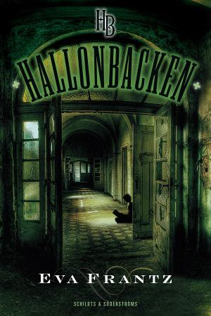 Omslaget till Eva Frantz bok Hallonbacken