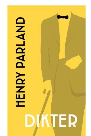 Omslaget till boken med Henry Parlands samlade dikter.