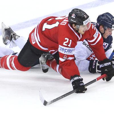 Kanada vände och vann över Slovakien