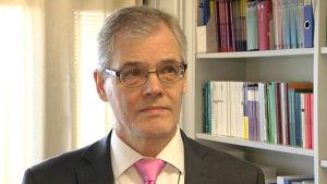 Forskningsprofessor Guy Ahonen, Arbetshälsonstitutet