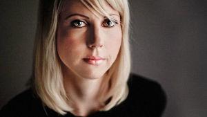 Jessika Aro vann Bonnier-priset årets inslag.