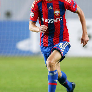 Roman Eremenko, CSKA Moskva.