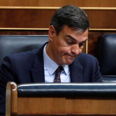 Espanjan virkaatekevä pääministeri Pedro Sánchez epäonnistui hallitusneuvotteluissa ja edessä on jälleen uudet vaalit.