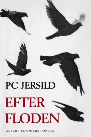 P.C. Jersilds dystopi Efter floden. Albert Bonniers Förlag, 1982.
