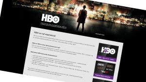 HBO Nordic har sålt sin tjänst sedan december 2012.