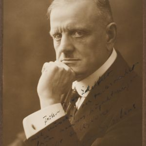Säveltäjämestari vuonna 1920