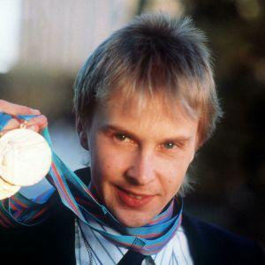 Matti Nykänen, Calgary 1988.