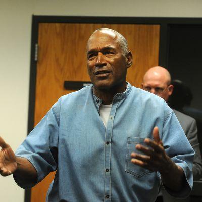 O.J. Simpson har frigetts från fängelset i Nevada.