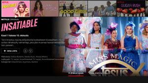 """Netflix-serien Insatiable anklagas för """"fatshaming""""."""