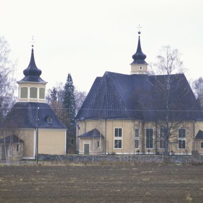 Ruoveden puukirkko (1778).