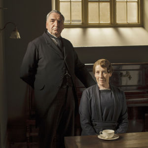 Downton Abbey, Yle TV1