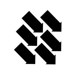 Symbol för konformism.