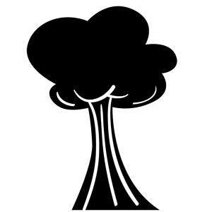 Symbol för extremism.