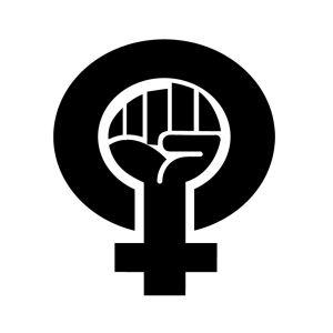 Symbol för feminism.
