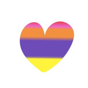 Regnbågen är en symbol för en bred sexualitetsuppfattning.
