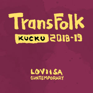 Logo för Transfolk i Lovisa.
