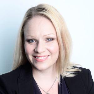 Profilbild på Johanna Lindström.