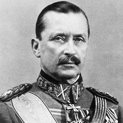 Carl Gustaf Mannerheim.