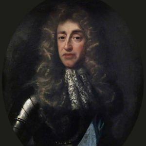 Porträtt av kung Jakob II av England, konstnär John Riley.