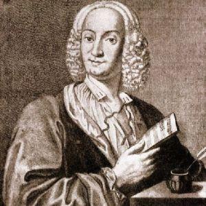 Antonio Vivaldi maalauksessa.
