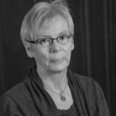 Personporträtt av Christine Saarukka.