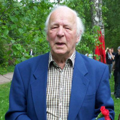 C-H Hermansson, svensk politiker och tidigare partiledare för Vänsterpartiet.