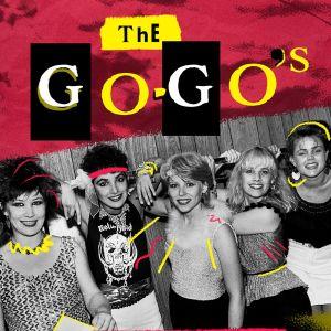 The Go-Go's -musiikkidokumentin juliste.