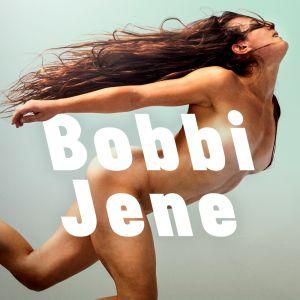 Tanssija Bobbi Jene Smith dokumenttielokuvan Bobbi Jene mainosjulisteessa